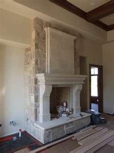 ... cast stone fireplaces, stone cast fireplace mantels, mantel surrounds