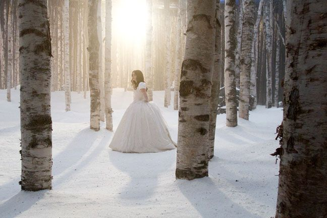 La Belle Blanche Neige au bois dormant s'égare au pays des merveilles.   #White #Nokia