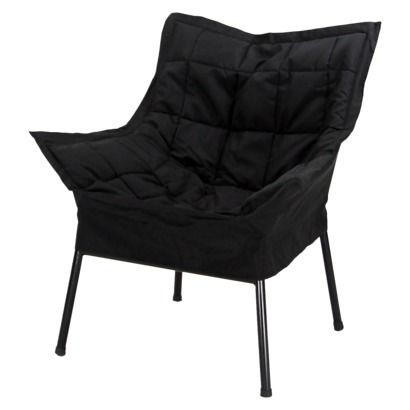 Milano Lounger Chair Chair Living Room Chairs Metal Chairs