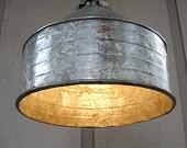 old funnel light