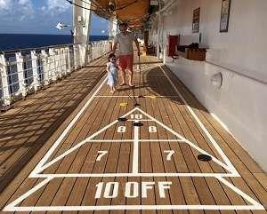 Deck Shuffleboard Rules: How to Play Shuffleboard Game