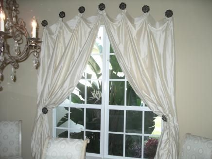 Traditional Style Window Curtains additionally Sage Green Eyelet Curtains Uk together with Fabric Blind 2 besides Red Lined Curtains Bedroom additionally Silhouette Shades. on designer curtains and ds