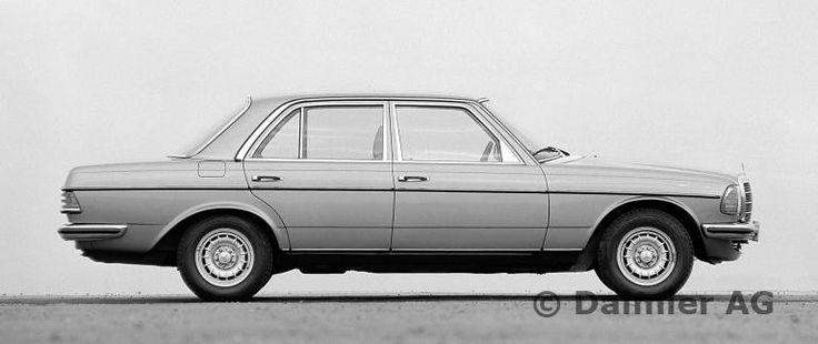 Mercedes-Benz Typ 280, 280 E, aus dem Jahre 1976
