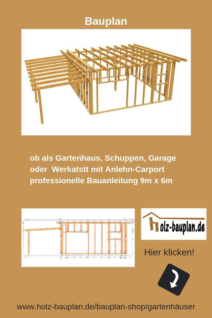 Pin Auf Gartenhaus Selber Bauen