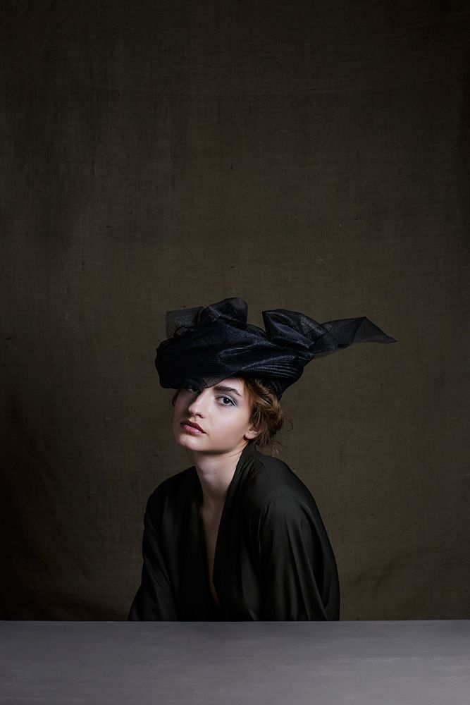 Marie Claire Ferguson Millinery, hat, fineart, photography, fashion, styling, model, beaut