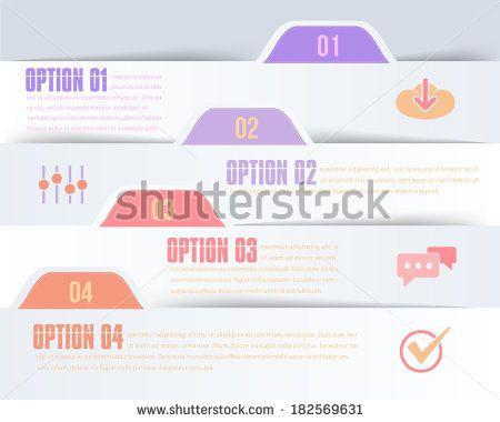 웹 템플릿 스톡 벡터 및 벡터 클립 아트 | Shutterstock