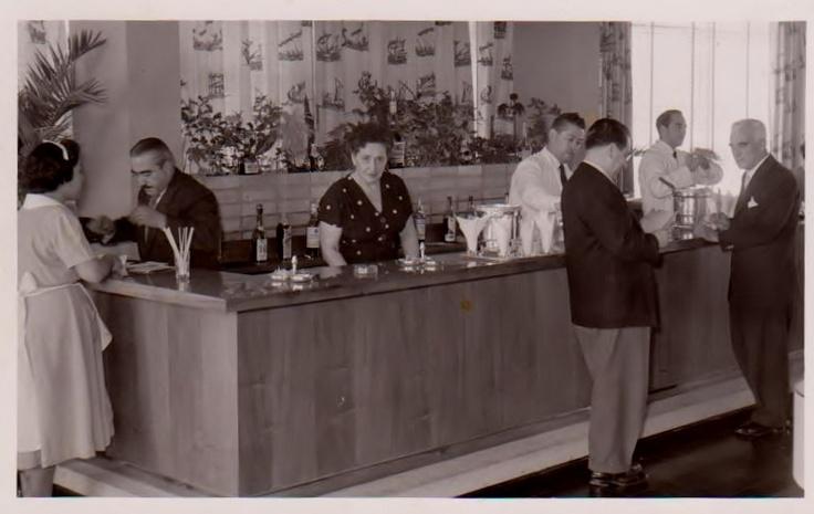 El inicio de Bar Don Joaquín en Hotel San Martín. #HsmChile #VinadelMar