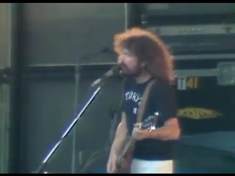 Day 20 - a song that makes you rock out. There were just so many to choose from! But since this year is the 40th anniversary of their debut album, I chose this one. And even though they are touring, I won't go. It's not Boston without Brad Delp. Boston - Rock And Roll Band - 6/17/1979 - Giants Stadium (Official) - YouTube