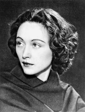 Nusch Eluard by Man Ray