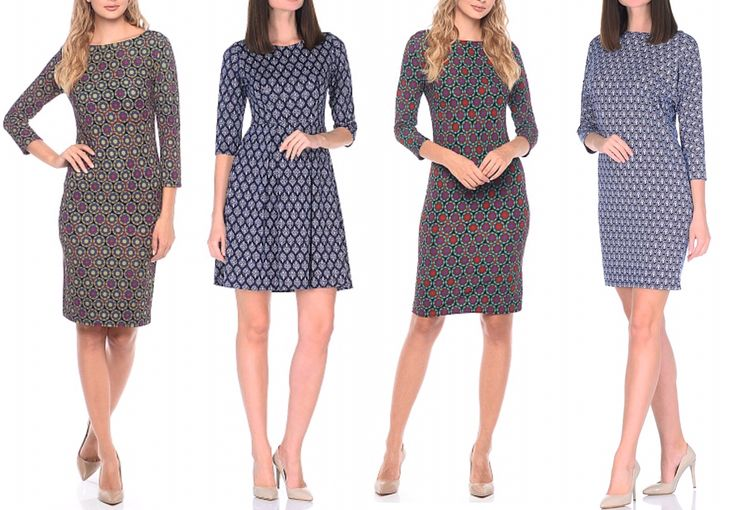 Dress Jersey MSLS платье одежда