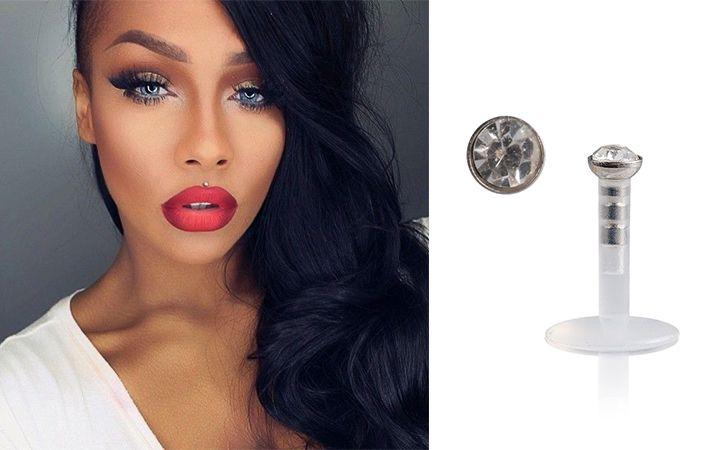 For Medusa Piercings   3 Chic Piercings You Can Rock For Every Season #medusapiercing