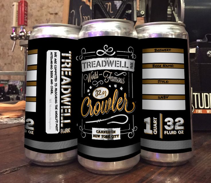 17 best images about crowler on pinterest craft beer for How to craft your own beer