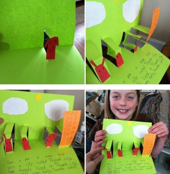 Easy Crafts From Nature