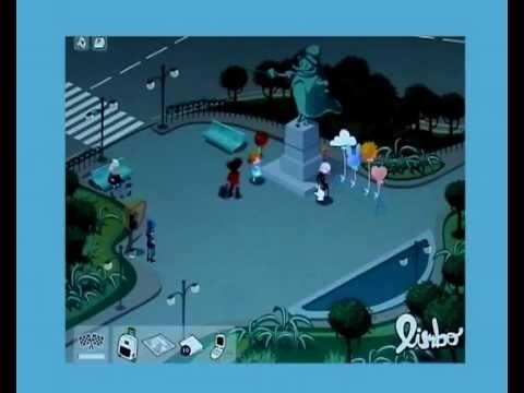 Limbo es un videojuego dirigido principalmente a niños y adolescentes aplicable a la didáctica de la oralidad del idioma español y el portugués.