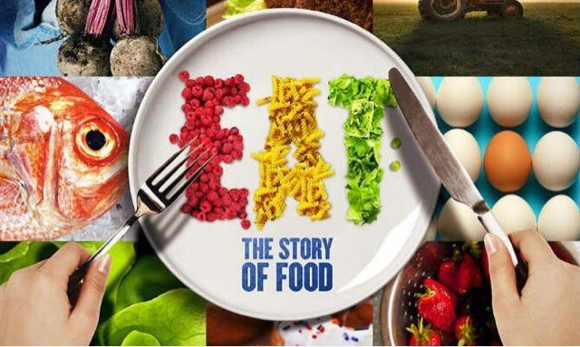 Eat: The Story of Food Miniseries on #NatGeoChannelGR #Eat #StoryofFood
