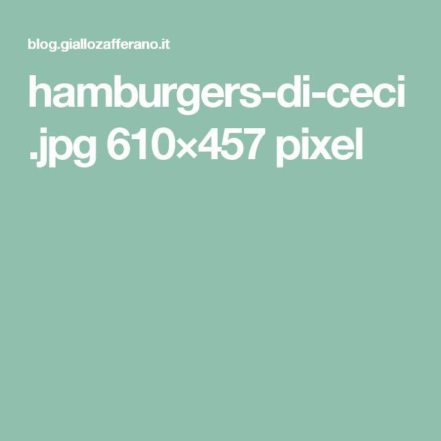 hamburgers-di-ceci.jpg 610×457 pixel