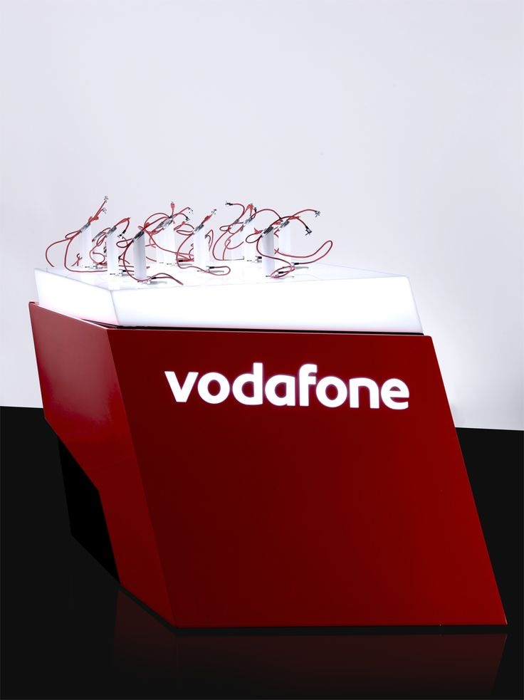 Vodafone Counter