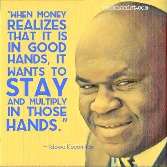 Idowu Koyenikan quotes