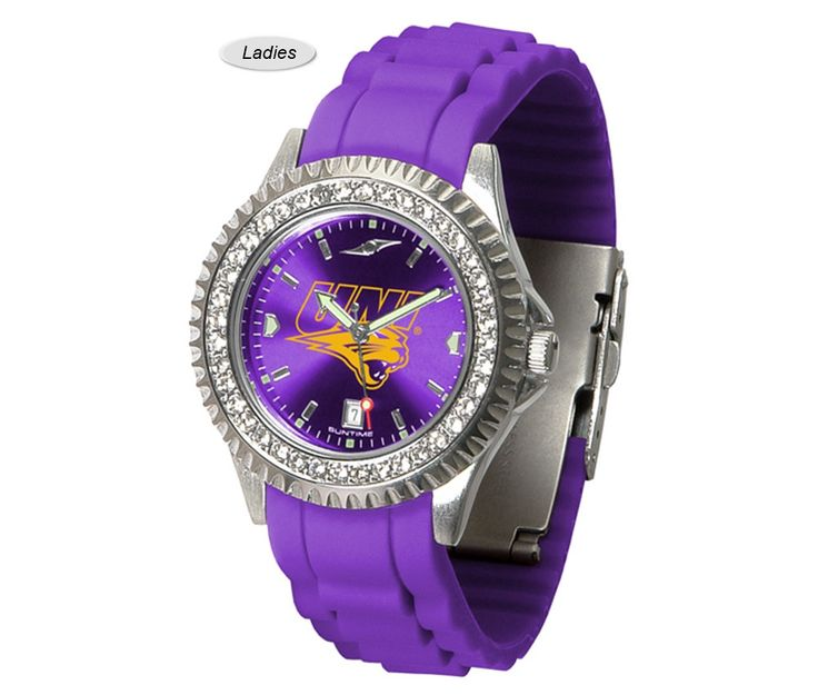 Northern Iowa Panthers Sparkle Watch