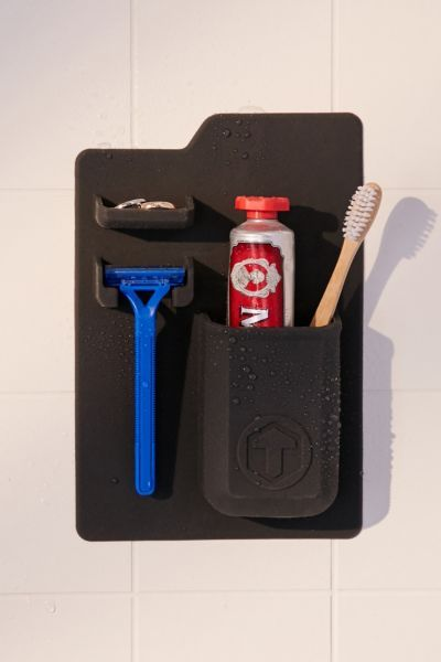 Support pour brosse à dents + rasoir Tooletries Mighty | Urban Outfitters