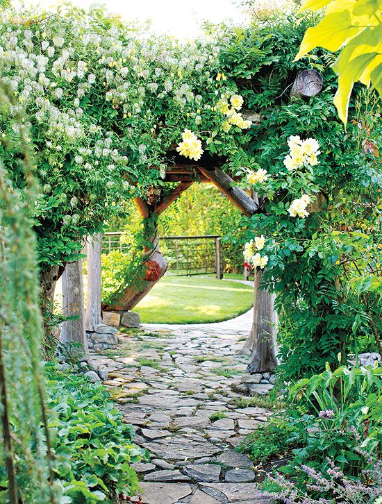 find this pin and more on garden arches