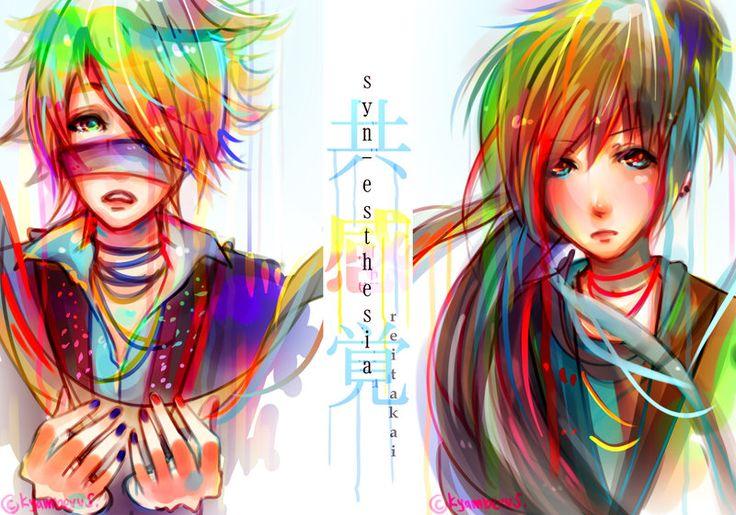 synesthesia: gazette by sepiablue