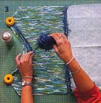 Основы «Crazy-Wool» «Озорные лоскутки»