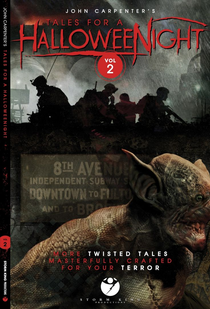 John Carpenter's Tales for a HalloweeNight Volume 2 is a 2016 Foreword INDIES Book of the Year Award Finalist: From John Carpenter, the man who brought you the cult classic horror film Halloween and all of the scares beyond...