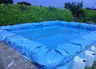 Návod jak vyrobit bazén za pár korun