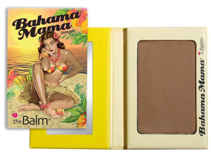 Bahama Mama® -- Bronzer, Shadow & Contour Powder – theBalm