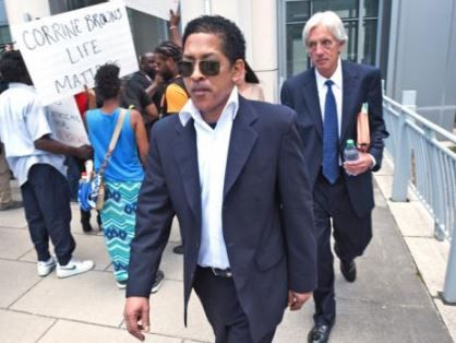 JACKSONVILLE, Fla. - Former Congresswoman Corrine Brown's longtime chief of staff, Ronnie Simmons, pleaded guilty Wednesday to two conspiracy and corruption felonies, and implicated her in his crimes.