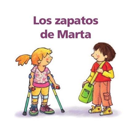 """Los zapatos de Marta"" by Pili Fernández, via Slideshare"