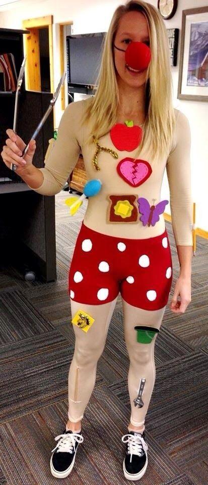 29 best Halloween images on Pinterest Costume ideas, Carnivals and - halloween costume ideas for the office