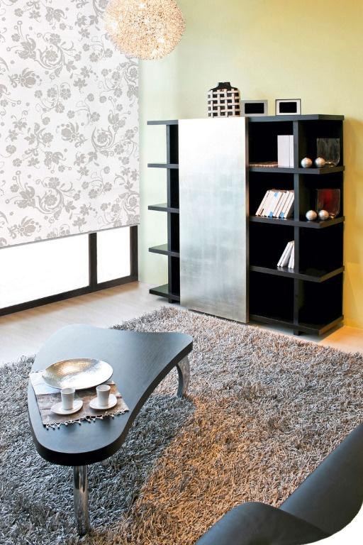 #Rollos für #Wohnzimmer von #Rollomeister