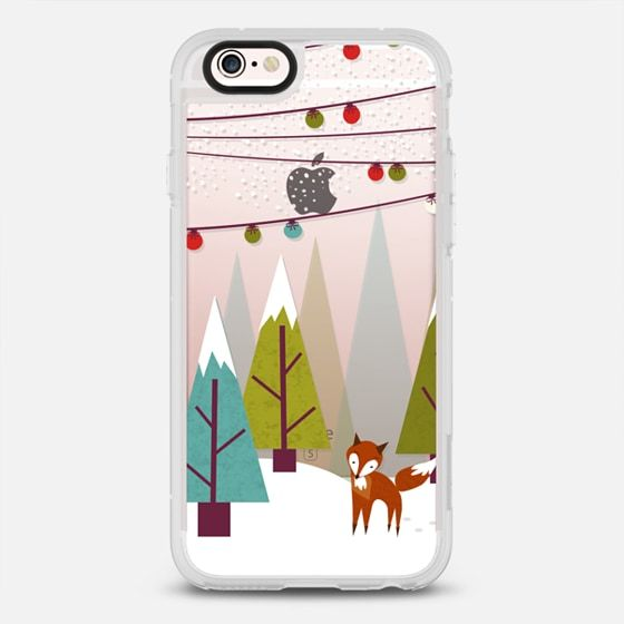 10 fundas para celular DIY para llevar la Navidad a todas partes