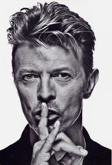 David Bowie x Gavin Evans