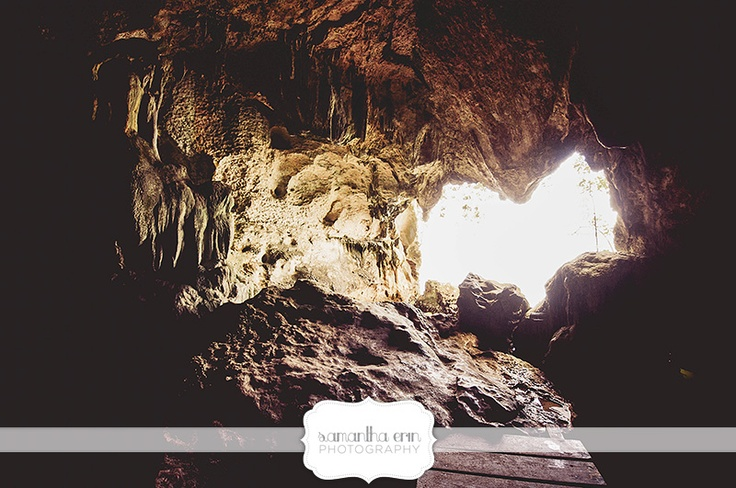 a cave in the Dominican Republic  www.samanthaerinphotography.com/blog