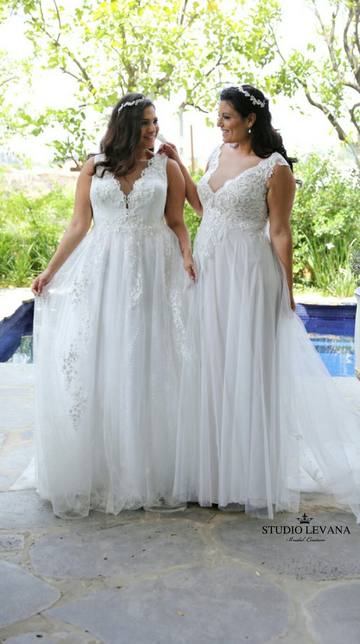 110 best Plus size wedding gowns. images on Pinterest | Short ...