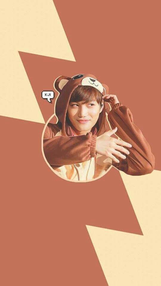 Kai Wallpaper | EXO #Kai #Jongin #EXO # Bear