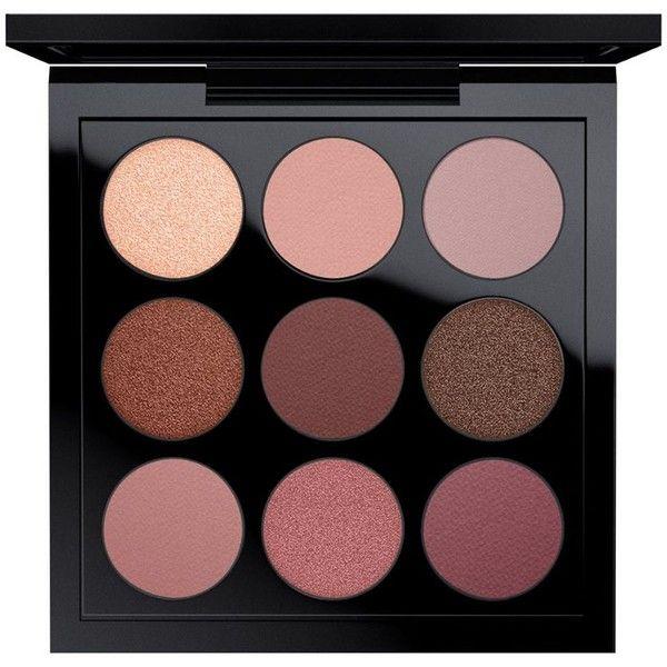 MAC Eyes x 9 Palette, Burgundy ($32) ❤ liked on Polyvore featuring beauty products, makeup, eye makeup, eyeshadow, burgandy times nine, mac cosmetics, mac cosmetics eyeshadow and palette eyeshadow
