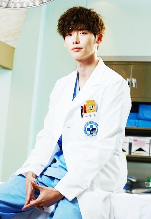 lee jong suk ~ doctor stranger