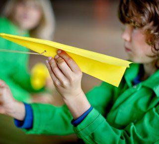 Supersnel vliegtuig - Ontdek jouw wereld - Science Center NEMO