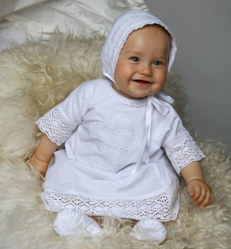 Как выбрать малышу одежду для крещения? - Развитие ребенка