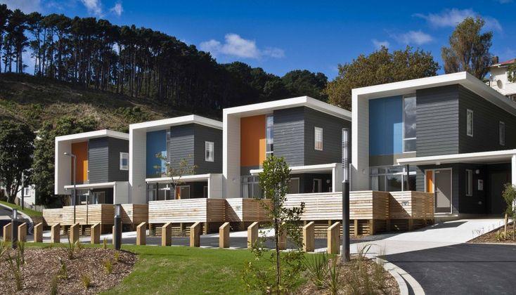 Regent Park Apartments for WCC City Housing Designgroup Stapleton Elliott