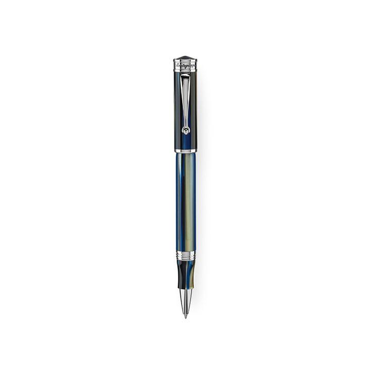 Μοντέρνο στυλό Montegrappa Ducale Murano από μπλε-μαυρη-μπεζ ρητίνη ατσάλινο | Στυλογράφοι Montegrappa ΤΣΑΛΔΑΡΗΣ στο Χαλάνδρι #ducale #murano #montegrappa #στυλογραφοι #tsaldaris