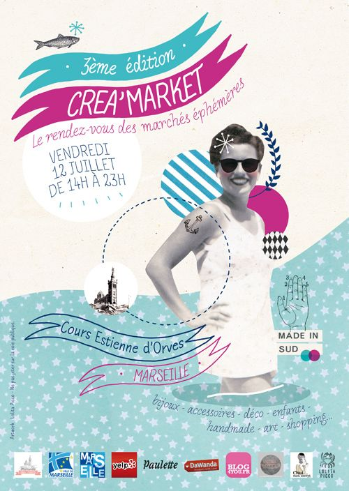 Crea'Market / NEW - Lolita Picco / illustration & graphisme