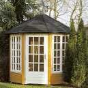 Træpavilloner Diameter 250 cm