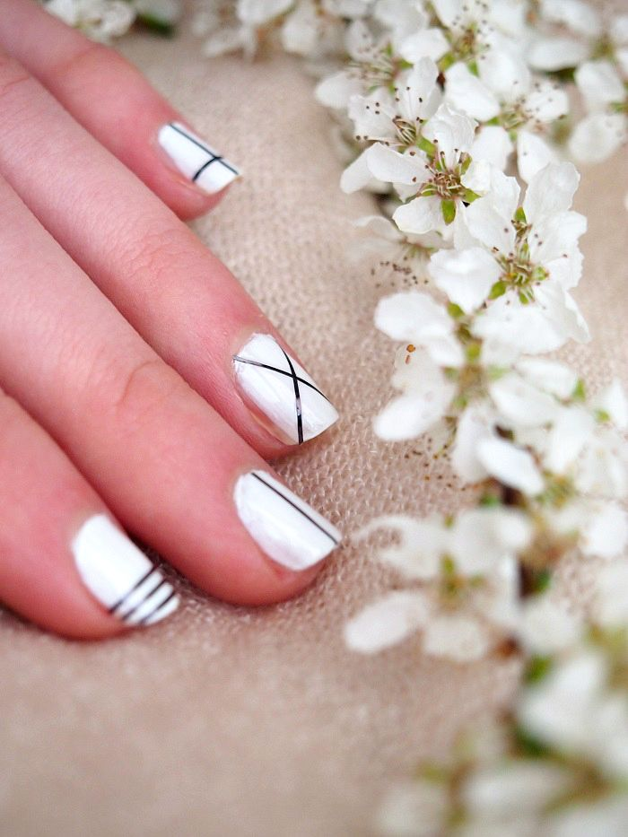 Easy Nailart date