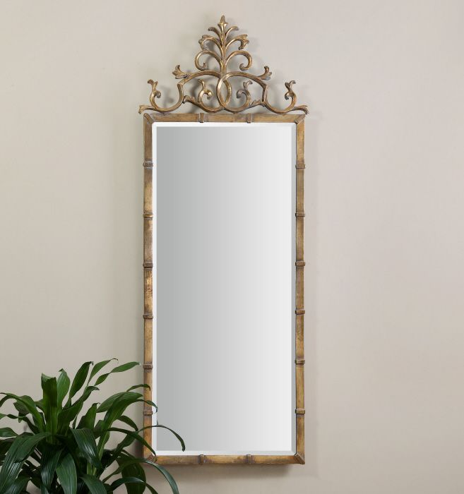Very best 144 best Uttermost Mirrors images on Pinterest | Antique gold  LT94