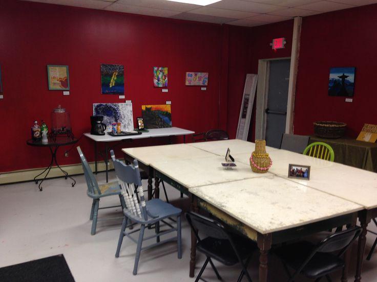 Our Art Studio!
